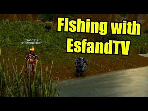 Fishing with Crendor Ep 42: EsfandTV