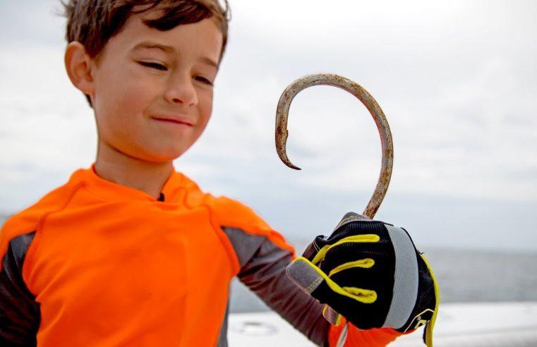 Food Chain Fishing Challenge — Tiny Fish to Giant Fish