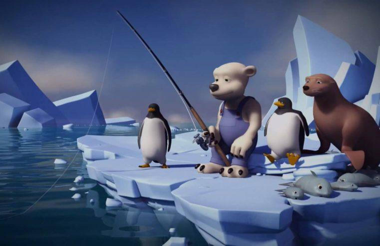 Fishing With Sam — Animated Short Film