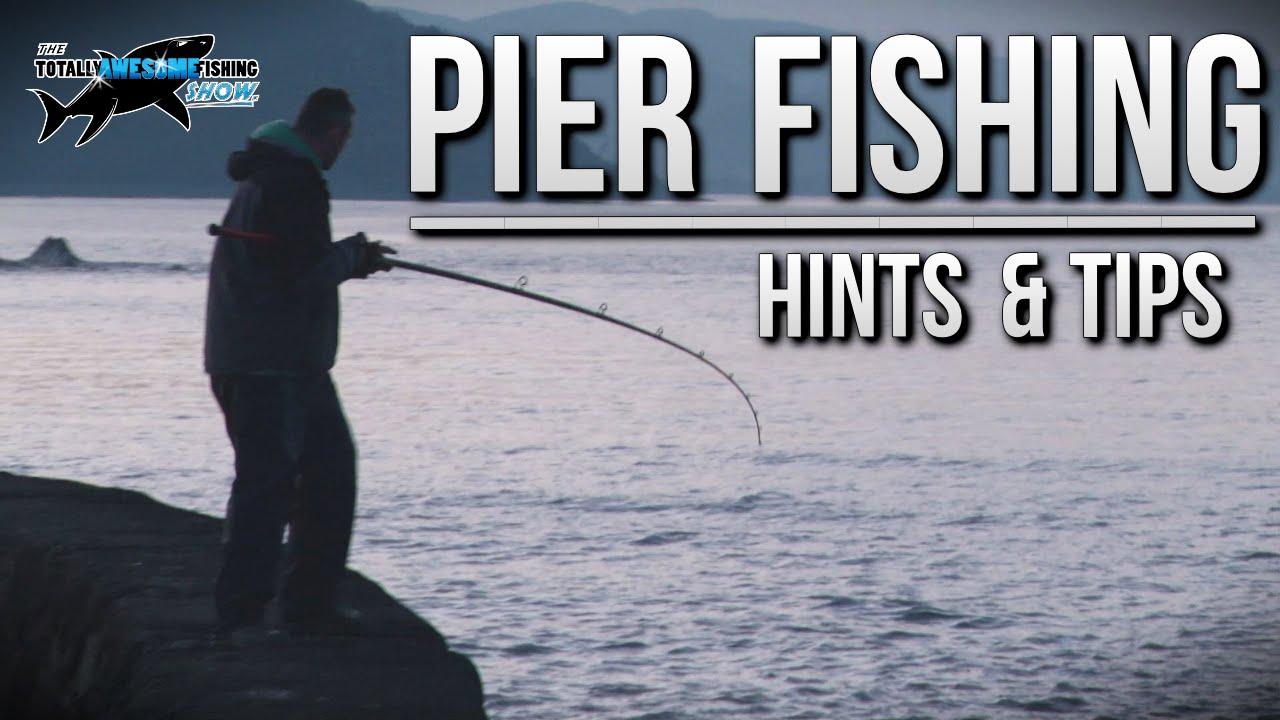 Fishing from a Pier — Rigs, Tips & Tactics | TAFishing