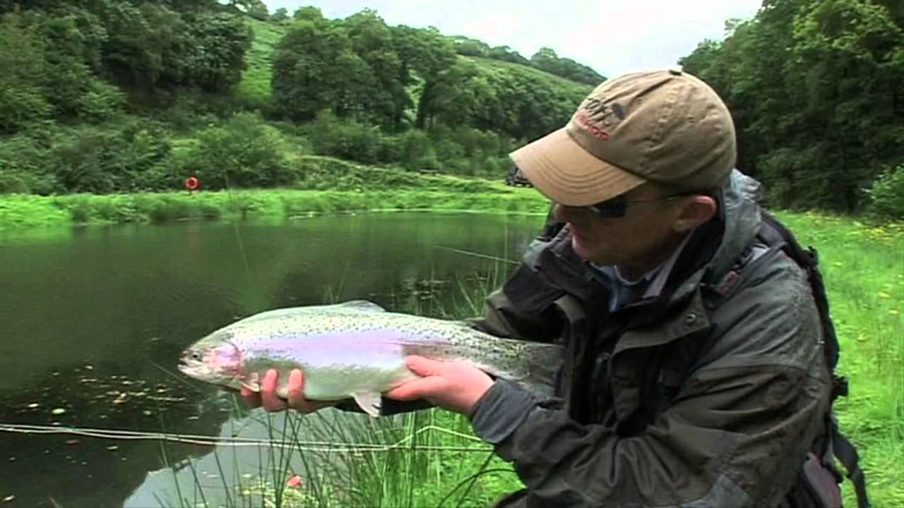 How To Catch Trout On Small Stillwaters — Fishing TV