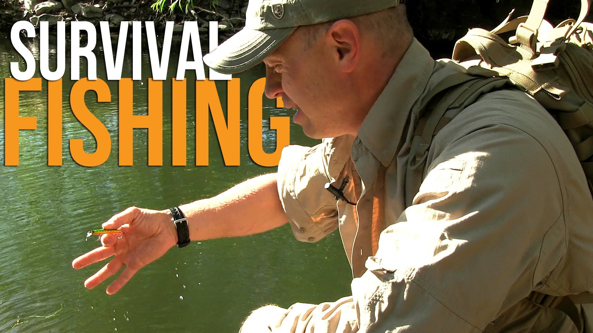 Survival Fishing   Tips & Techniques