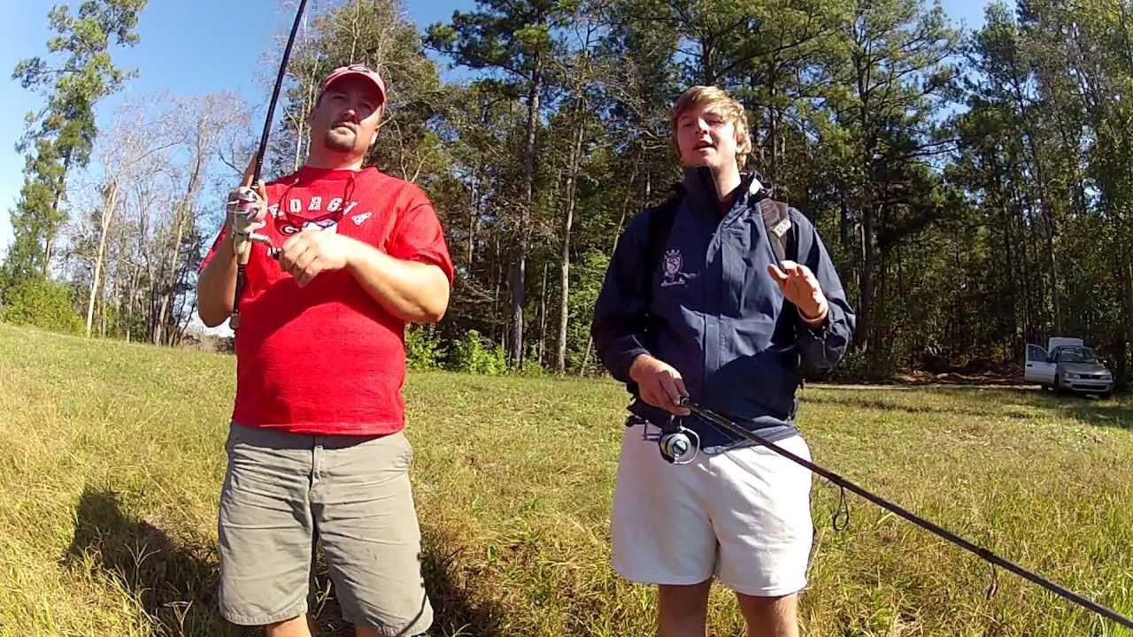 Bank Fishing 101