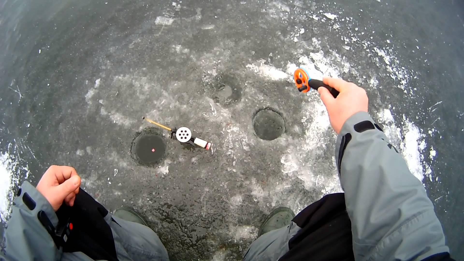 Руза зимняя рыбалка