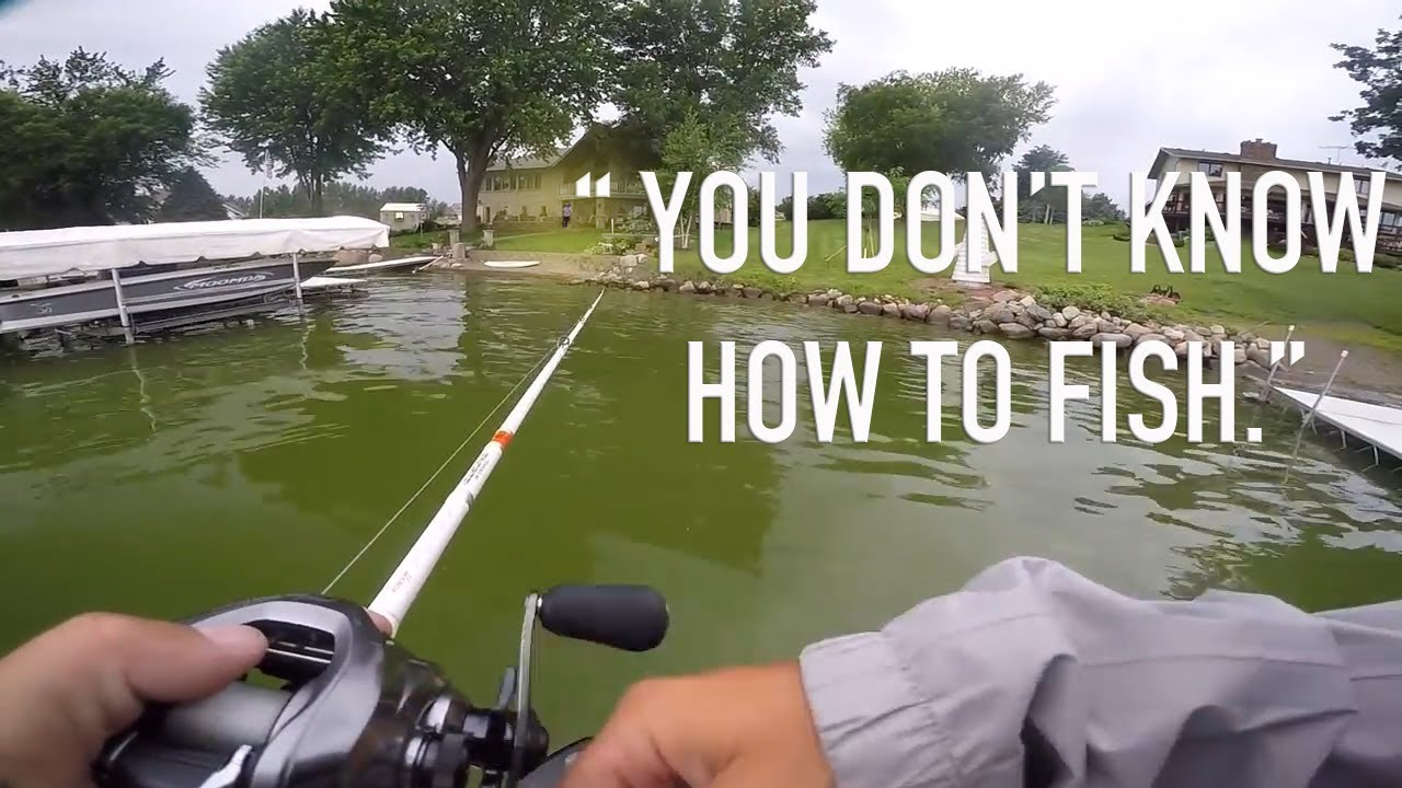 Harassed While Tournament Fishing?!?!