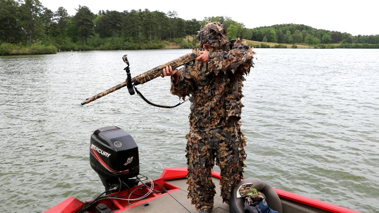 Not Your Typical Fishing Trip