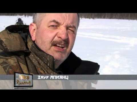 Моя рыбалка: Зимой на Кольском полуострове