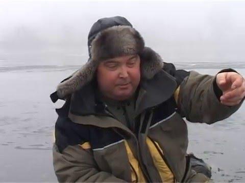 Зимняя рыбалка. Ловим белую рыбу на пруду. «О рыбалке всерьёз» из неопубликованного видео