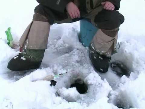 Зимняя рыбалка…