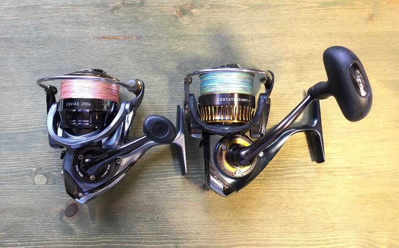 Рыболовные катушки — выбор правильной рыболовной катушки для вас