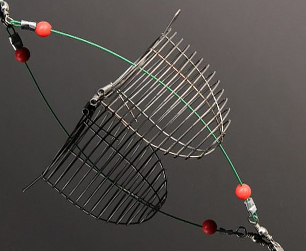 Рыболовные ловушки для баса поймать рыбу, правильно?