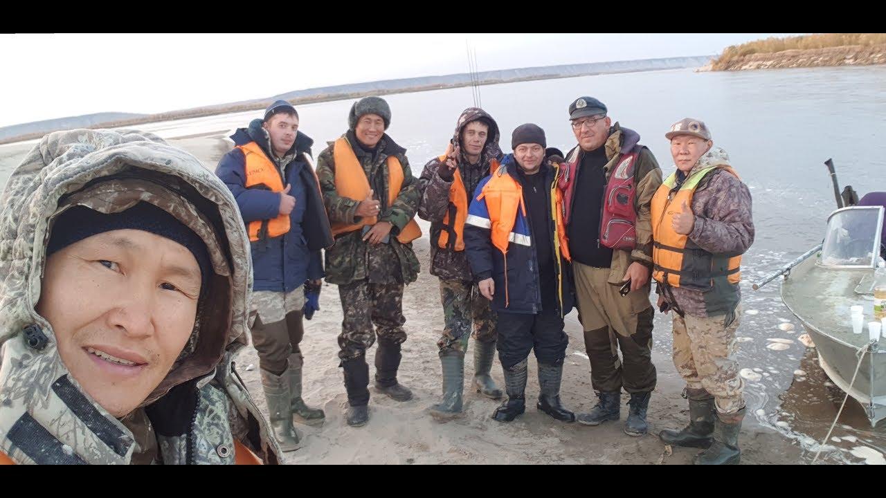 Рыбалка под городом Якутск! Yakutia