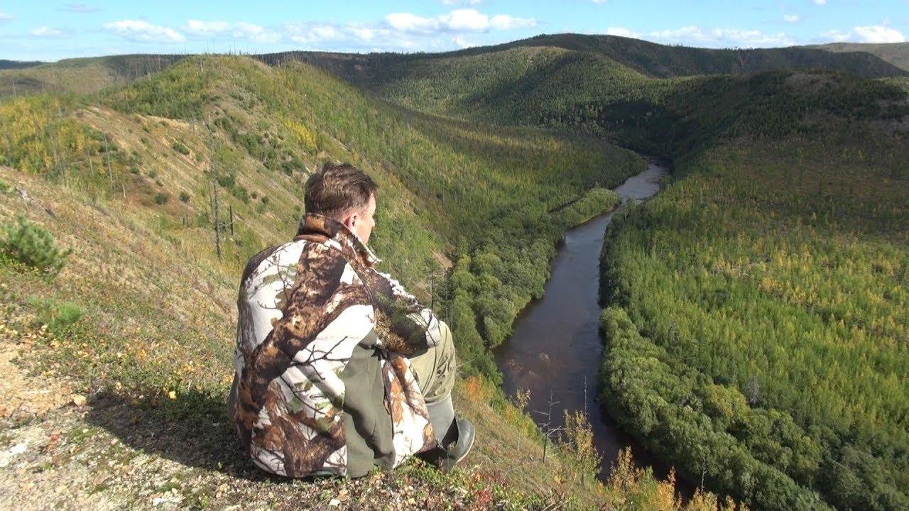 Рыбалка и сплав по таежной речке. Сахалин один. Часть 1.