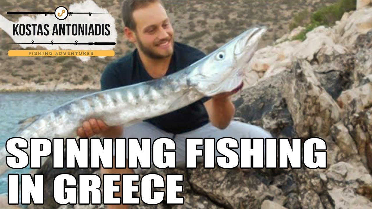 Spinning Fishing in Greece! 🇬🇷 🐟