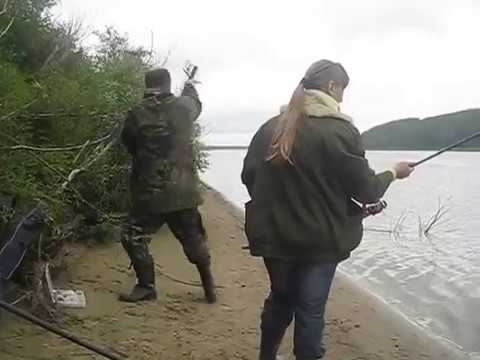 Рыбалка на Оке.