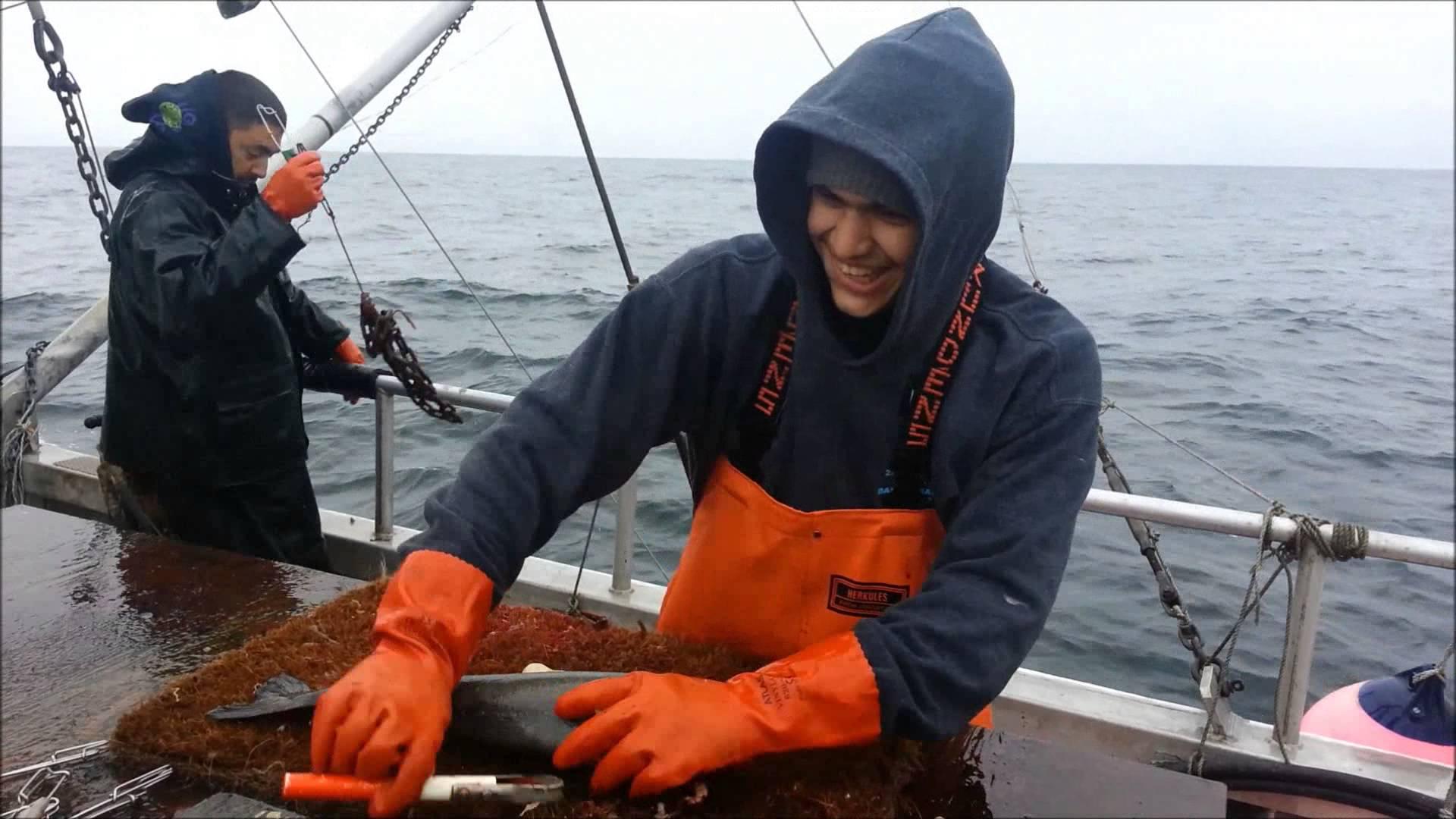 Makah Longline Fishing