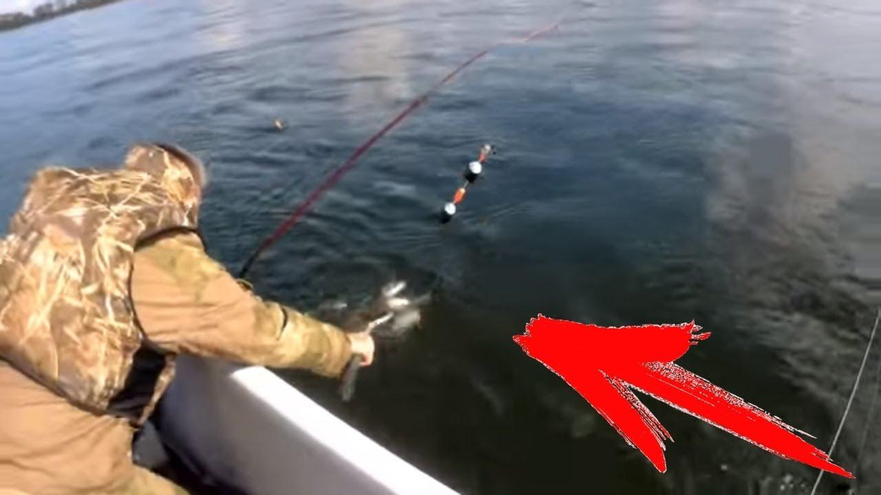 ВОТ ЭТО КАБАНЫ! ПО ТРИ СРАЗУ! Чуть не угробили лодку! Эпичная рыбалка
