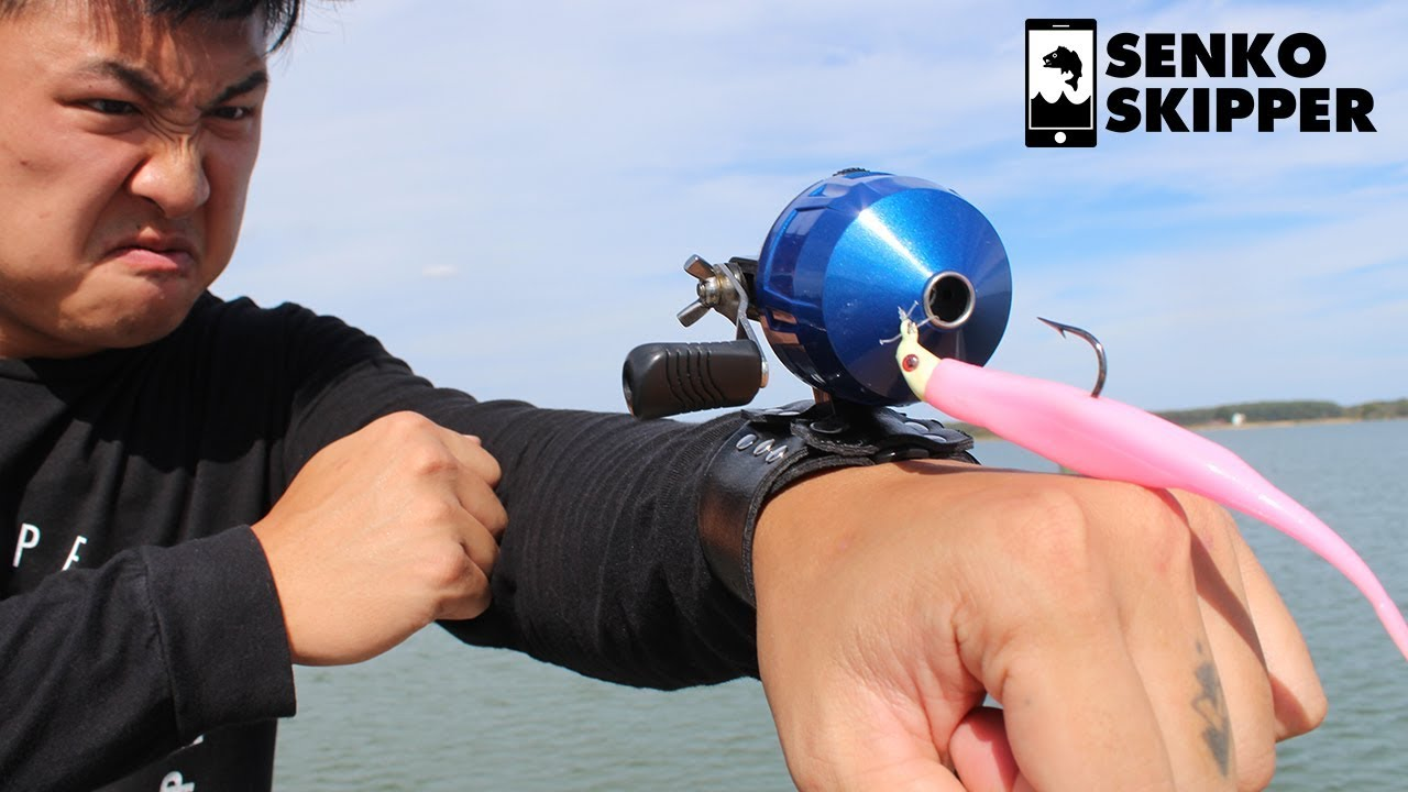 Is this a JOKE? Wrist Fishing Rod from Wish.com