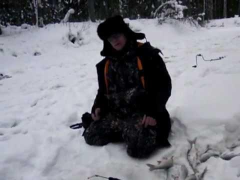 зимняя рыбалка Ноябрьск