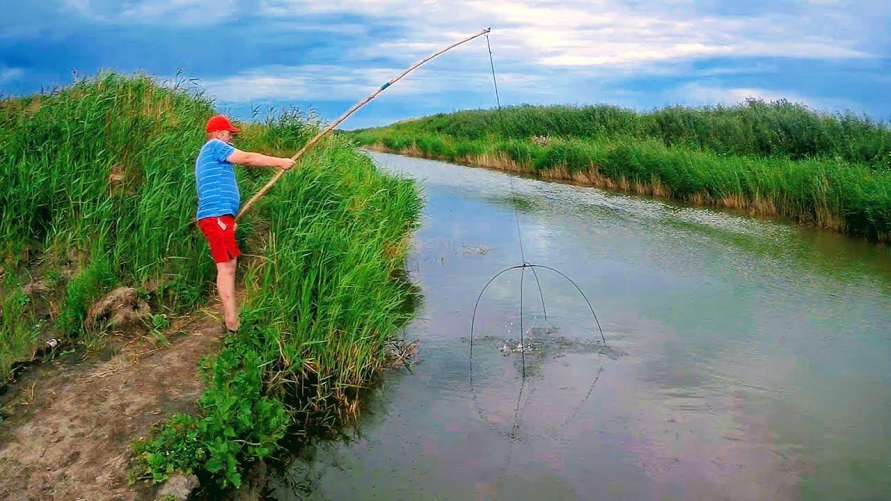 Рыбалка на экран — паук. Рыбалка на подъемник. Рефтамид спасет мир. Сазаны  монстры )