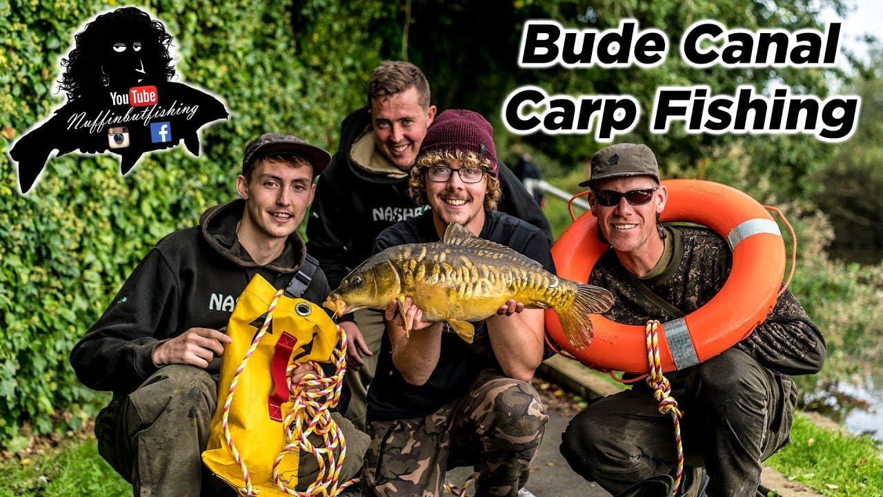 Canal Carp Fishing
