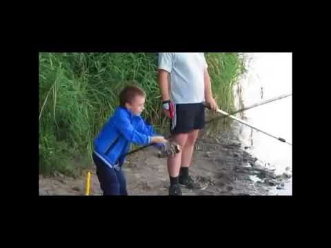 # 5 Unusual fishing!