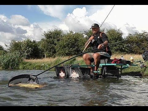 Match Fishing — Live Fish Off: Nick Speed & Rob Swan v Grant Albutt & Will McCranor
