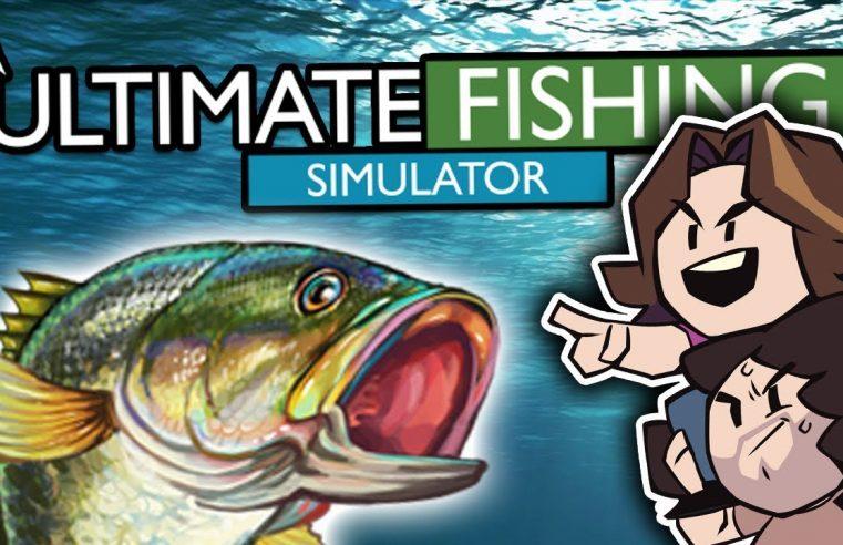 Ultimate Fishing Simulator — Game Grumps