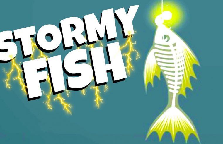 CATCHING the ULTRA RARE Stormy FISH! — Cat Goes Fishing Gameplay