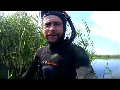 Подводная охота  Открытие сезона