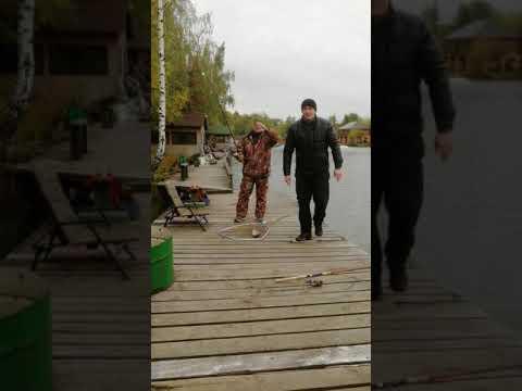 Рыбалка у Бородина!!! Город Видное Белокаменное шоссе дом 1 а