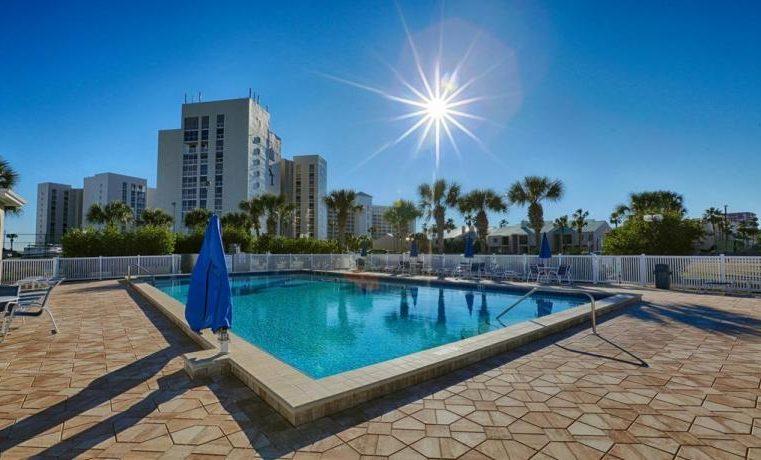 Сезонная аренда на пляжах Дестин Флорида