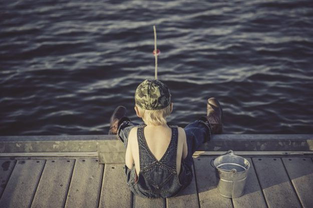 10 причин пойти на рыбалку