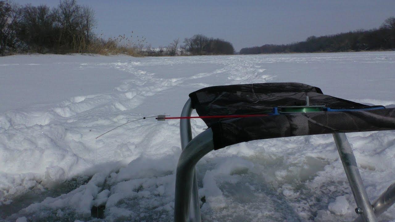 Плотва ОБОЖАЕТ эту НАСАДКУ в ГЛУХОЗИМЬЕ. Зимняя рыбалка 2018. Ловля плотвы зимой