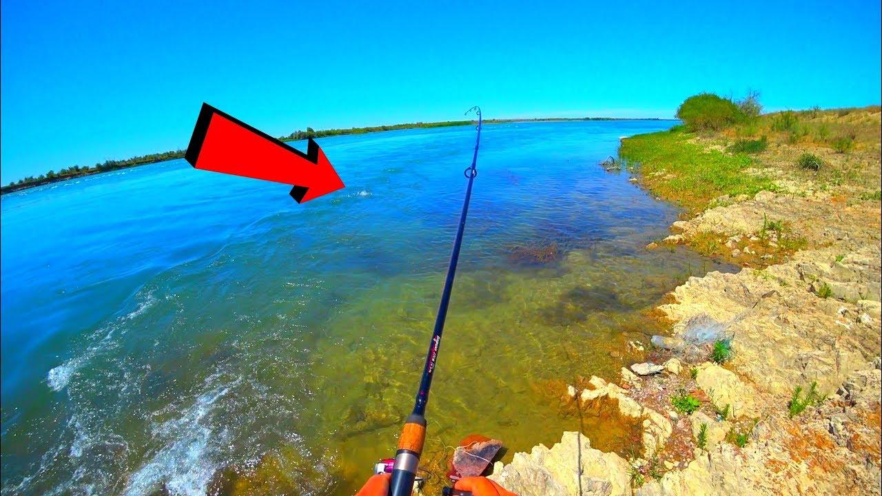 ЕХАЛ ЛОВИТЬ САЗАНА… А НАЛОВИЛ ЖЕРЕХА И КАРАСЯ. Классная рыбалка получилась!
