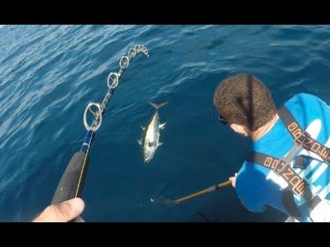 NJ Yellowfin Tuna Fishing — As Good as it Gets!