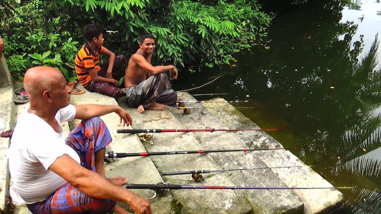 Best Fishing Video By Professional Fish Hunter (Part-100)