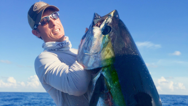 Giant Tuna and Swordfish — Saltwater Fishing Louisiana