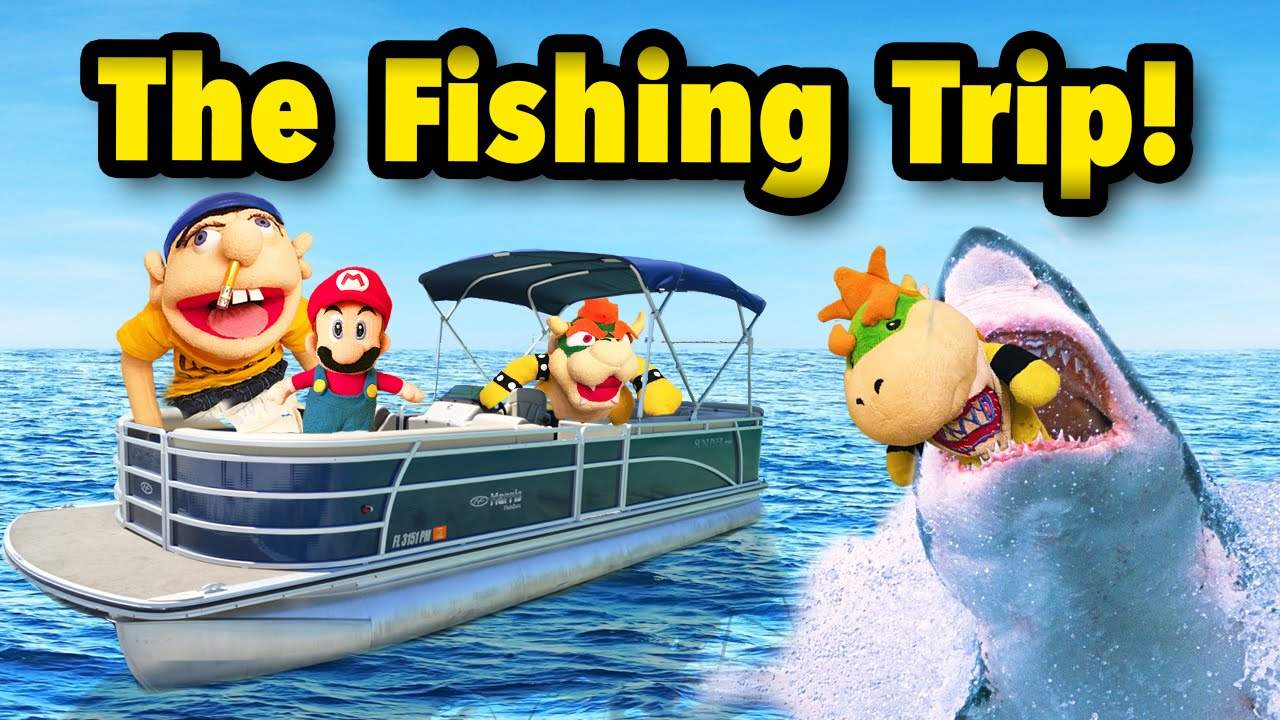 SML Movie: The Fishing Trip!