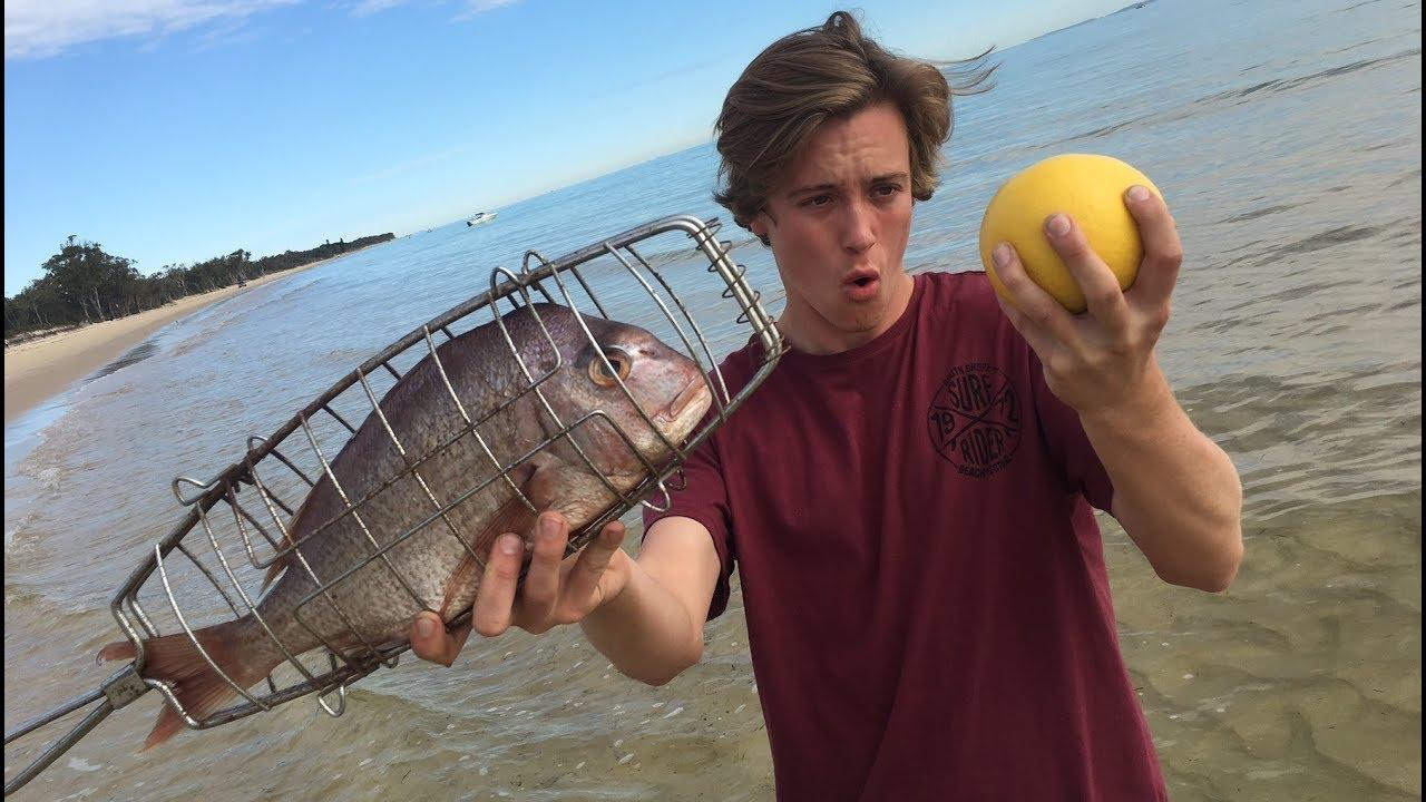DEEP SEA FISHING — Catch n Cook! Cooked on the beach | TDB