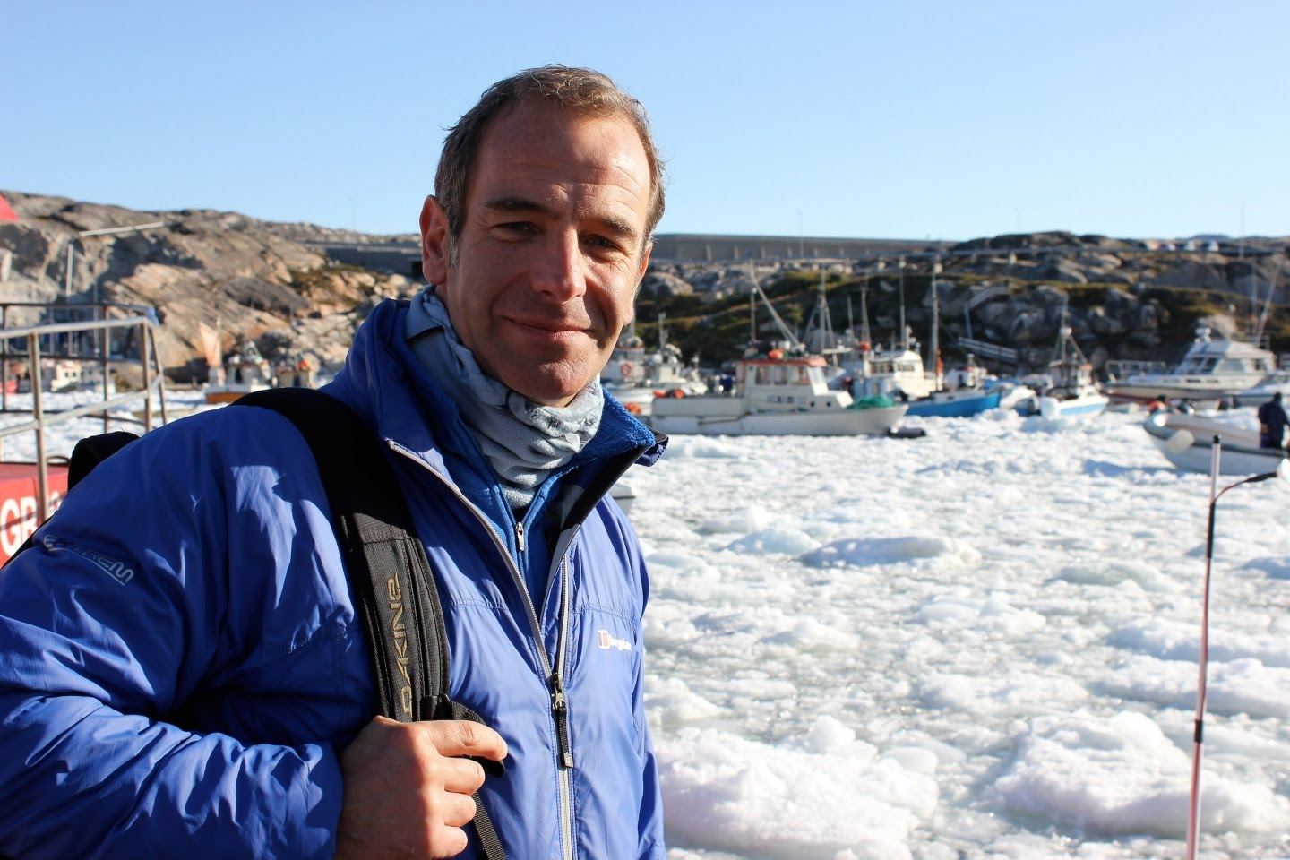 Robson's Extreme Fishing Challenge : Greenland