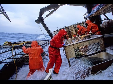 Danger In The Water — Alaskan Fishing Documentary — History TV