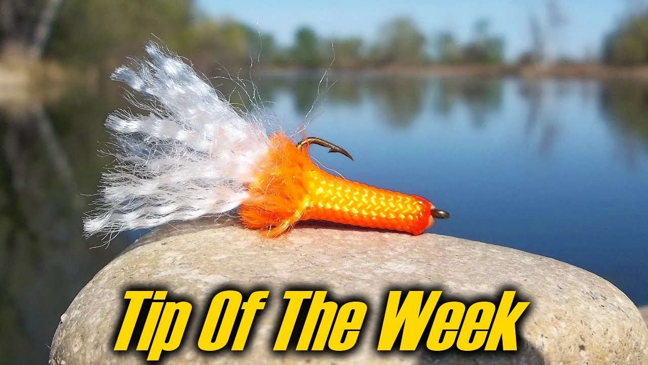Paracord Fishing Lure — «Tip Of The Week» E37
