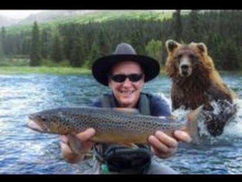 Shocking Moments Caught on Camera salmon fishing