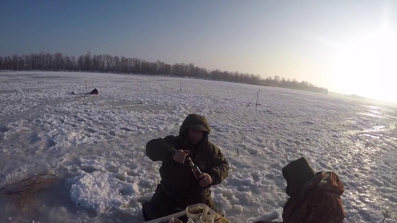 Зимняя рыбалка 🎣 16 января 2017 года