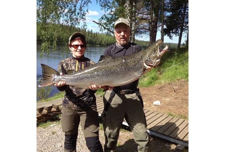 Лососевая рыбалка — 24 Основные особенности ловли лосося