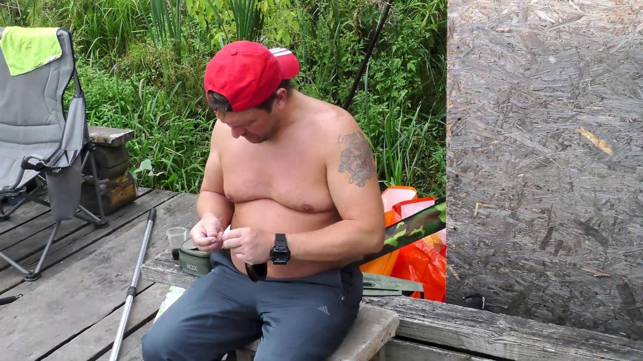Рыбалка у Бородина 15.08.2018