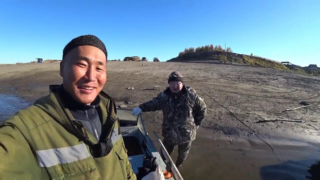 Рыбалка на омуля с гостями из Якутска! Yakutia