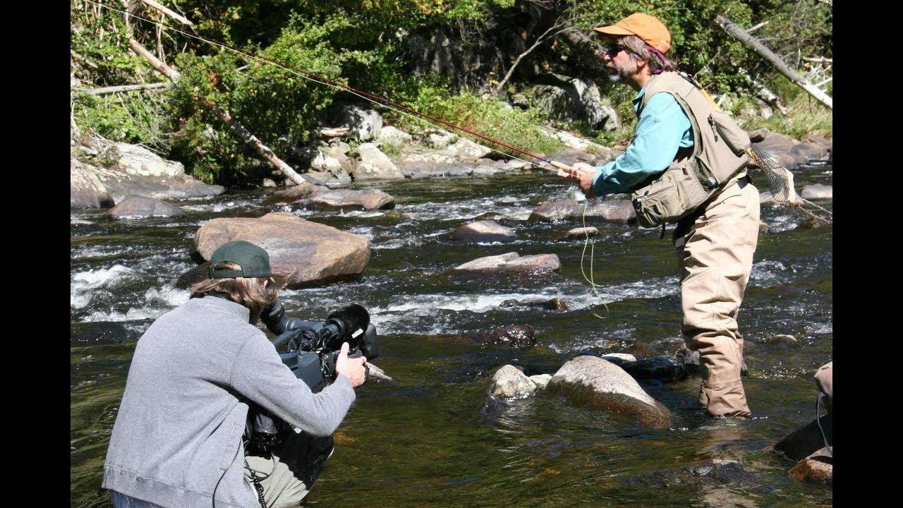 Basics of Fly Fishing With Tom Rosenbauer