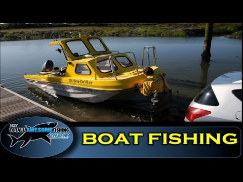 Boat Fishing Tips for Beginners — The Totally Awesome Fishing Show